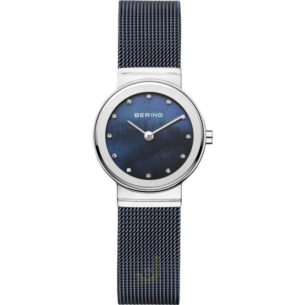 10126-307 Bering Time Blue Watch