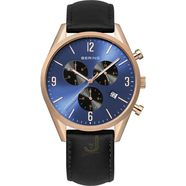 10542-567 Bering Chronograph Watch