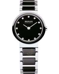 10725-742 Bering Ceramic Ladies Watch