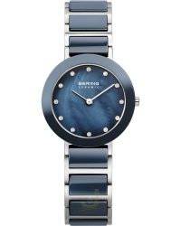 Bering Blue-Ceramic Watch 11429-787