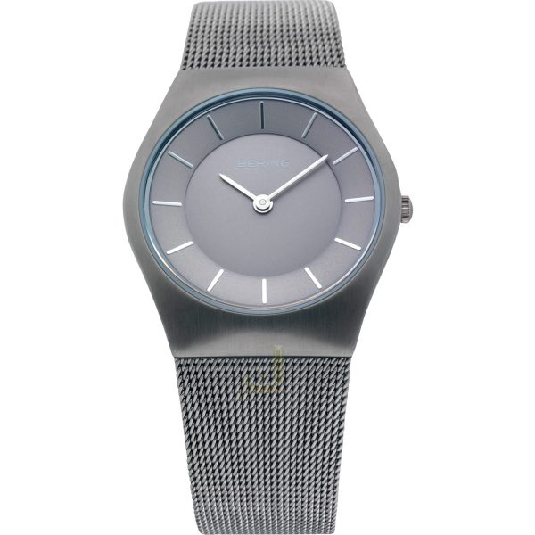 11930-077 Bering Grey Ladies Watch
