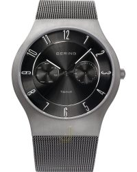 11939-077 Bering Titanium Watch