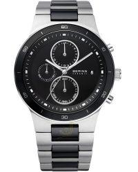 33341-742 Bering Ceramic Chronograph Watch