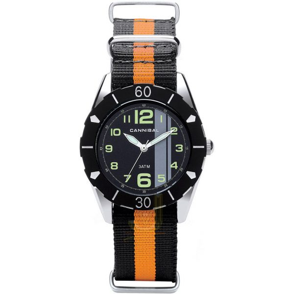 CJ258-26 Cannibal Colours Childrens Watch