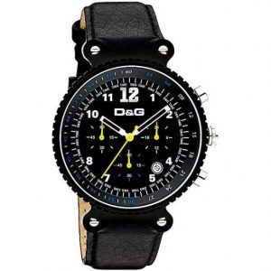 DW0306 DandG Rhythm chrono Gents Watch