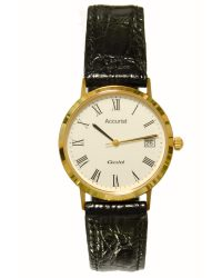 Accurist Gold Mens Watch GD1312