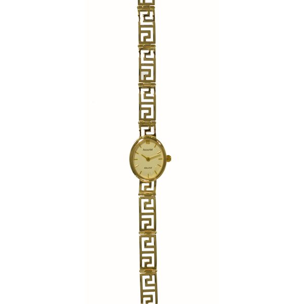 Accurist 9ct Gold Watch GD1500