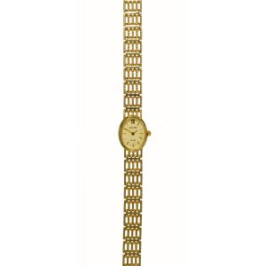 GD1512 Accurist 9ct Gold Ladies Watch