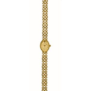 GD1517 Accurist 9ct Gold Ladies Watch