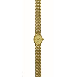 GD1551 Accurist 9ct Gold Ladies Watch