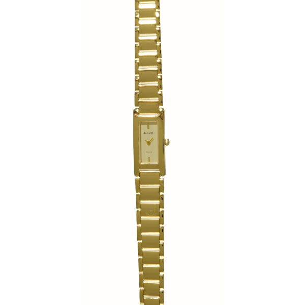 Accurist 9ct Gold Watch GD1605