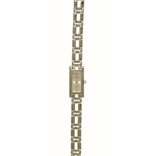 9ct. White Gold Accurist GD1608