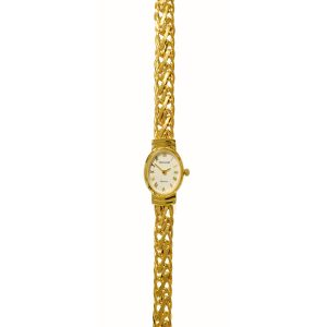 GD1620-M Accurist 9ct Gold Ladies Watch