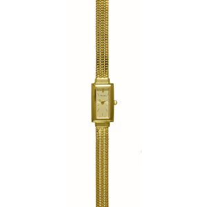 GD1628 Accurist 9ct Gold Ladies Watch