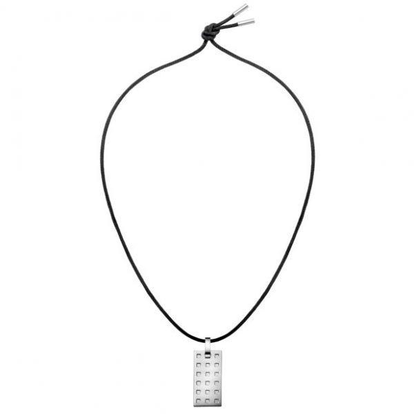 Calvin Klein Grid Necklace KJ41AP010100