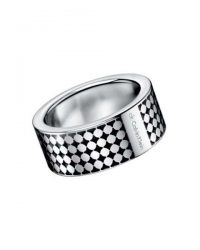 Calvin Klein Division Ring KJ71AR0101