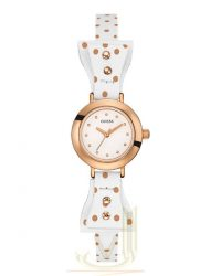 W0736L6 GUESS Zoey White Watch