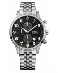 1512446 Hugo Boss Black Aeroliner Watch