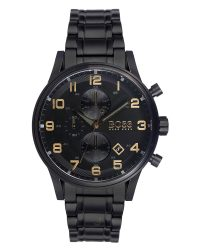 1513275 Hugo Boss Black Aeroliner Watch