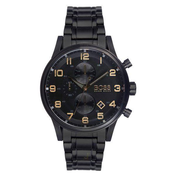 1513275 Hugo Boss Black Aeroliner Watch