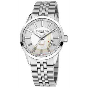 2730-ST-65001 Raymond Weil Freelancer Watch