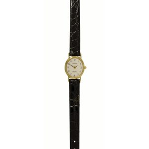 Tissot 9ct Gold Ladies Watch T310H310