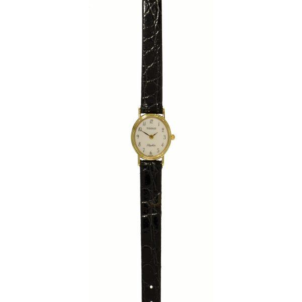 Tissot 9ct Gold Ladies Watch T310H310