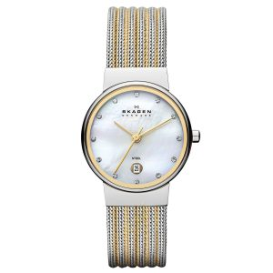 355SSGS Skagen Klassik Ladies Watch