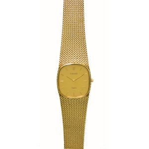 Tissot 9ct Gold Bracelet Gents Watch T3911373