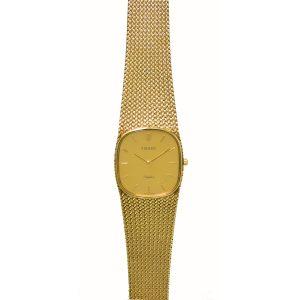 Tissot 9ct Gold Bracelet Gents Watch T3911373