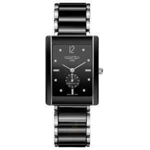 690855 41 59 60 Roamer Ceraline Square Watch