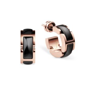 Bering Time 702-36-05 Ladies Ceramic link Earring