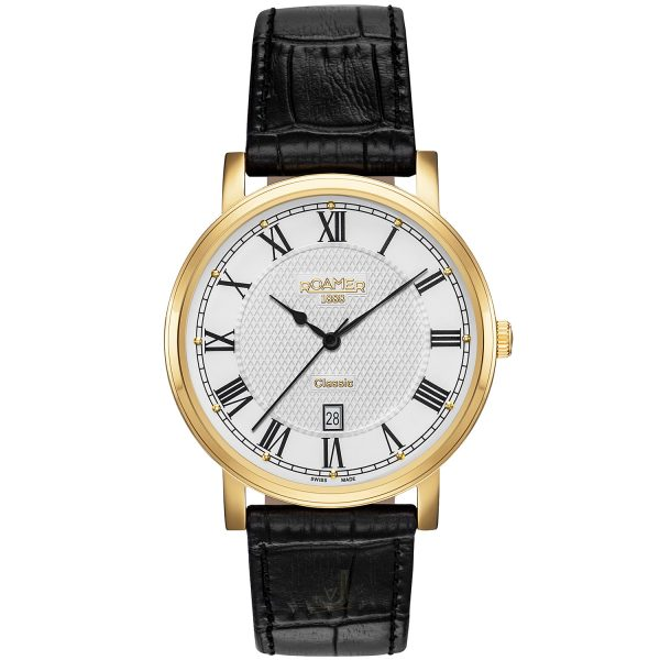 Roamer Gents Watch 709856482207