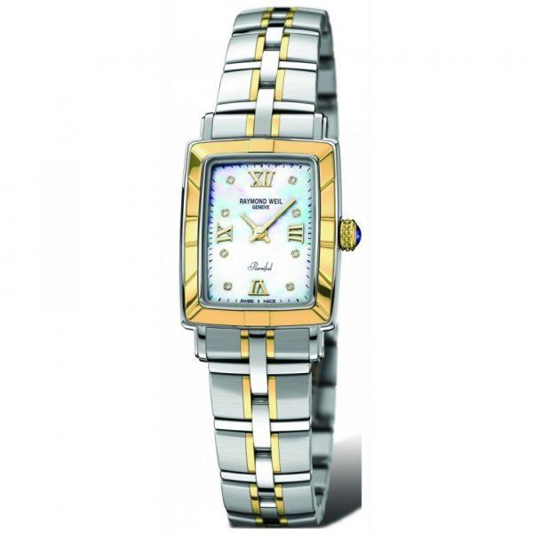 9740-STG-00995 Raymond Weil Parsifal Watch