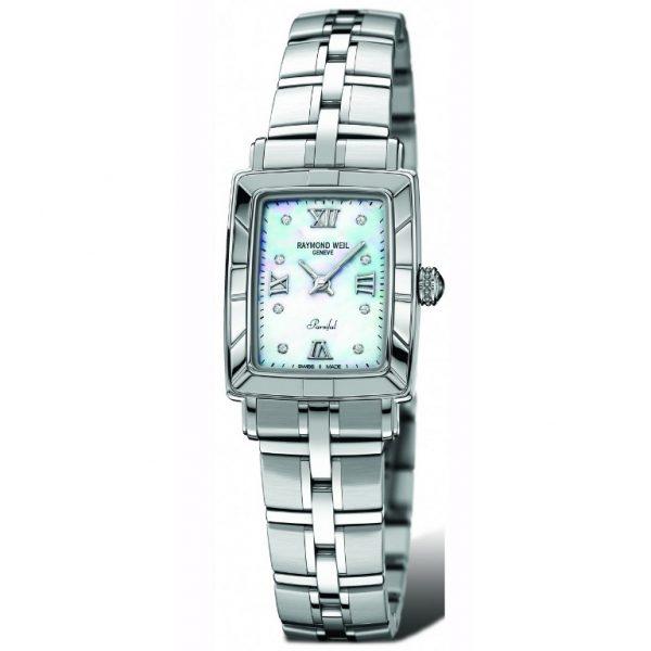 9741-ST-00995 Raymond Weil Parsifal Watch