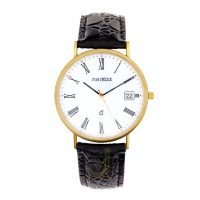 9G201 Jean Pierre Gold Gents Watch