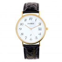 9G203 Jean Pierre Gold Gents Watch