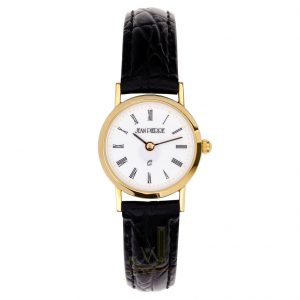 9L101 Jean Pierre 9 Carat Gold Ladies Watch