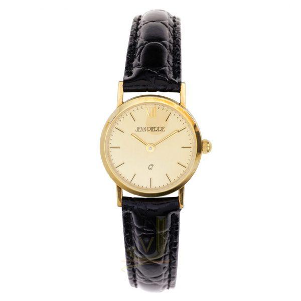 9L102 Jean Pierre 9 Carat Gold Ladies Watch