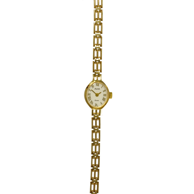 Avia 9ct Gold Ladies Watch GA780