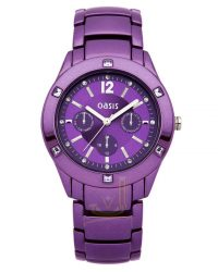 B1263 Oasis Dusky Purple Ladies Watch