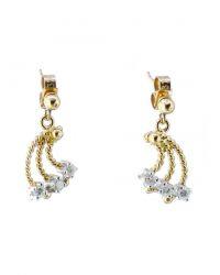 Trilogy Diamond Earrings CHP35ER