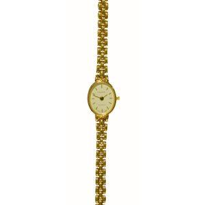 Tissot 9ct Gold Bracelet Ladies Watch D15W104