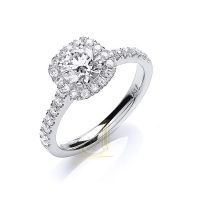 Certificated Diamond Ring DR0900