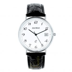 G325 Jean Pierre Sterling Silver Gents Watch