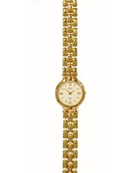 Rotary 9ct Gold Ladies Watch LB1704-01