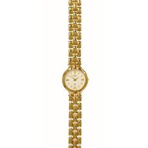 Rotary 9ct Gold Bracelet Ladies Watch LB1704-01