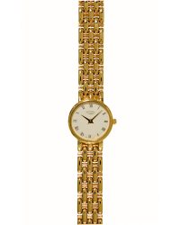 Rotary 9ct Gold Ladies Watch LB8434