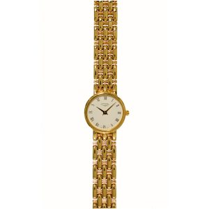 Rotary 9ct Gold Bracelet Ladies Watch LB8434