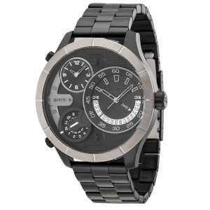 14638XSBU-02M Police Bushmaster Gents Watch
